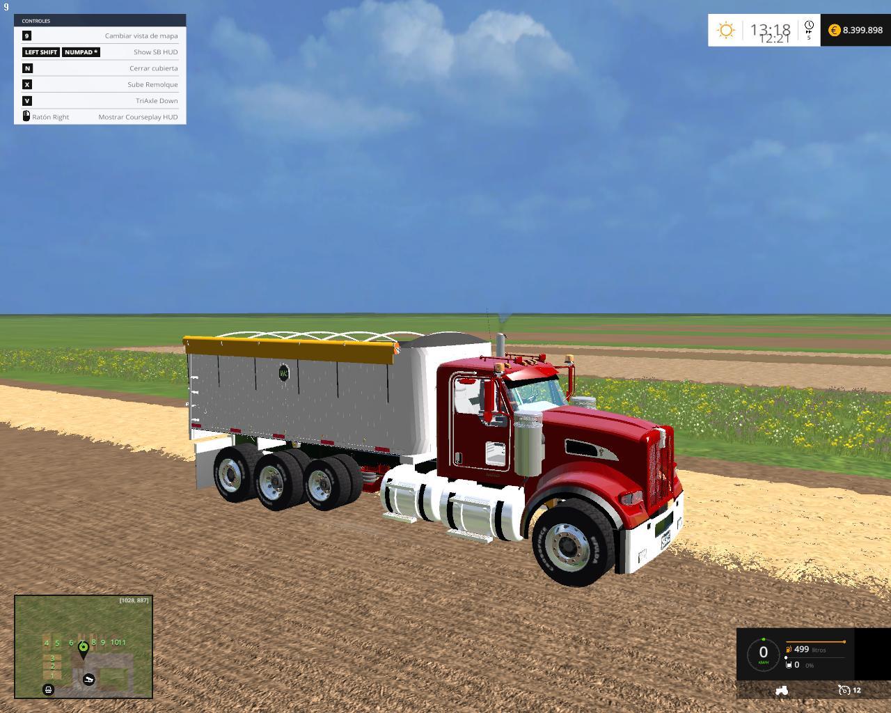 KENWORTH T440 V2 • Farming simulator 19, 17, 15 mods ...Kenworth Dump Trucks Fs19