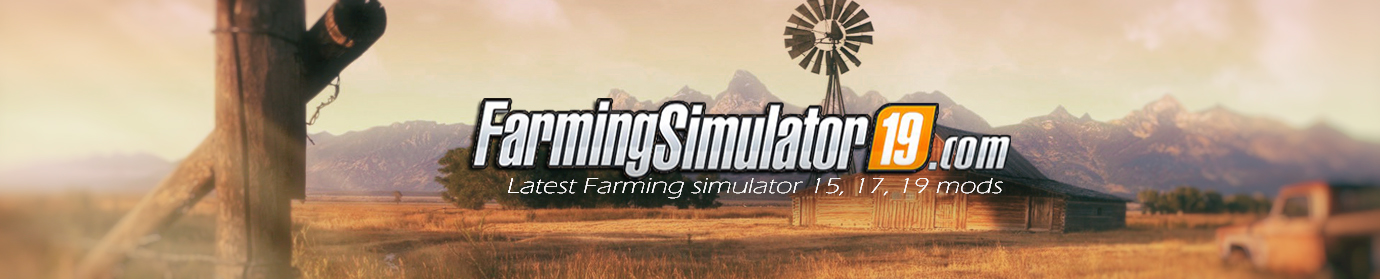 Farming simulator 19, 17, 15 mods | FS19, 17, 15 mods