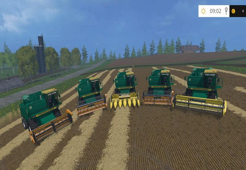 DON 1500 V1 0 • Farming simulator 19, 17, 15 mods | FS19, 17