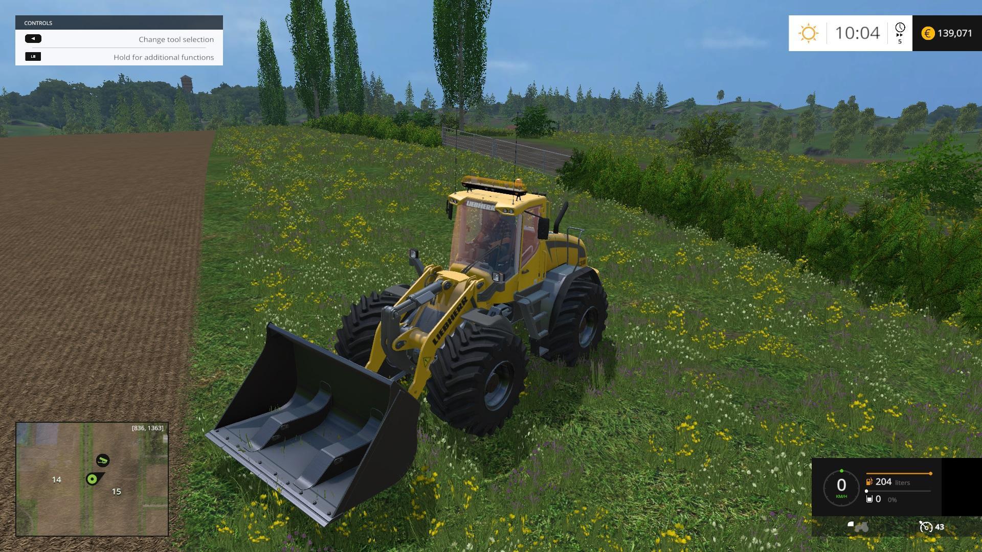LIEBHERR538 PACK V1 0 • Farming simulator 19, 17, 15 mods | FS19, 17