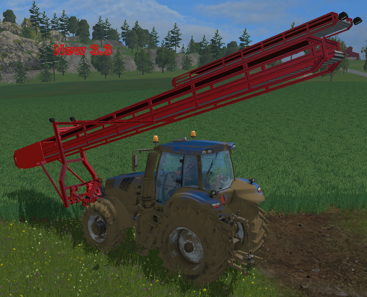 Conveyor Belt Pack V 3 3 • Farming simulator 19, 17, 15 mods | FS19