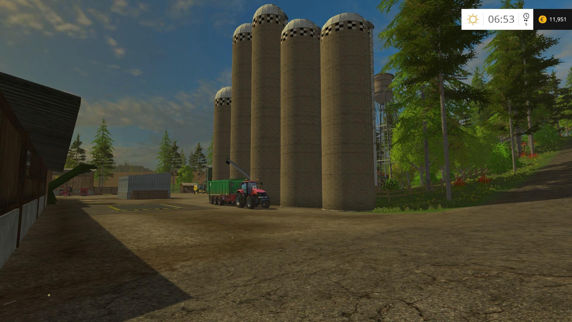 RINGWOODS MAP UPDATE V1 71 • Farming simulator 19, 17, 15 mods