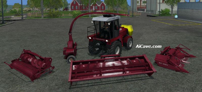 UES 2-250 v 1 0 • Farming simulator 19, 17, 15 mods | FS19