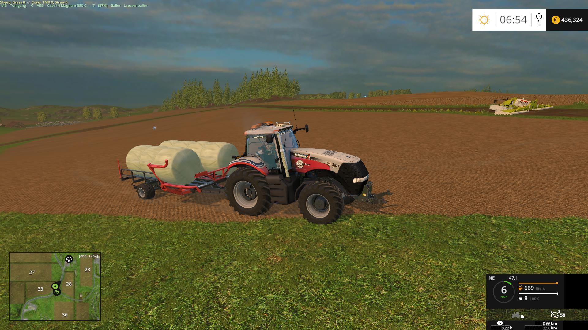 URSUS T-127 V1 1 • Farming simulator 19, 17, 15 mods | FS19
