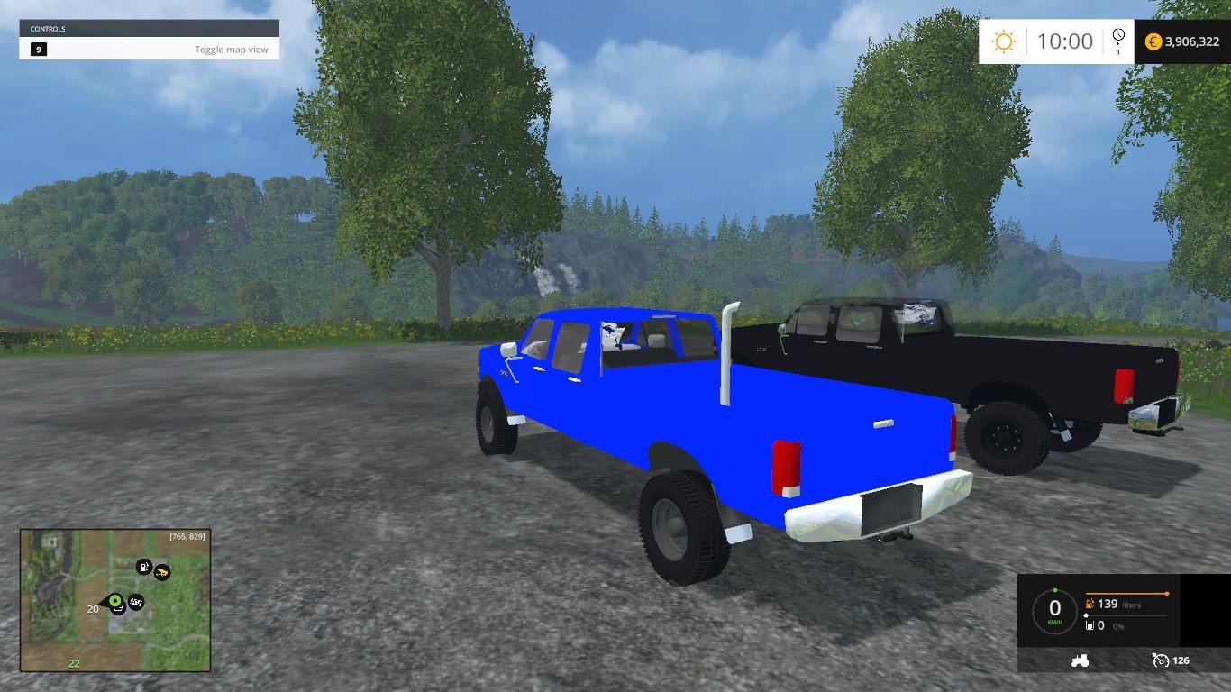 FORD BIGBLOCK PACK 1 0 • Farming simulator 19, 17, 15 mods