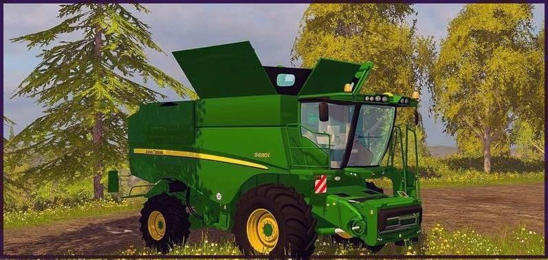 DEERE Archives • Page 3 of 4 • Farming simulator 19, 17, 15 mods