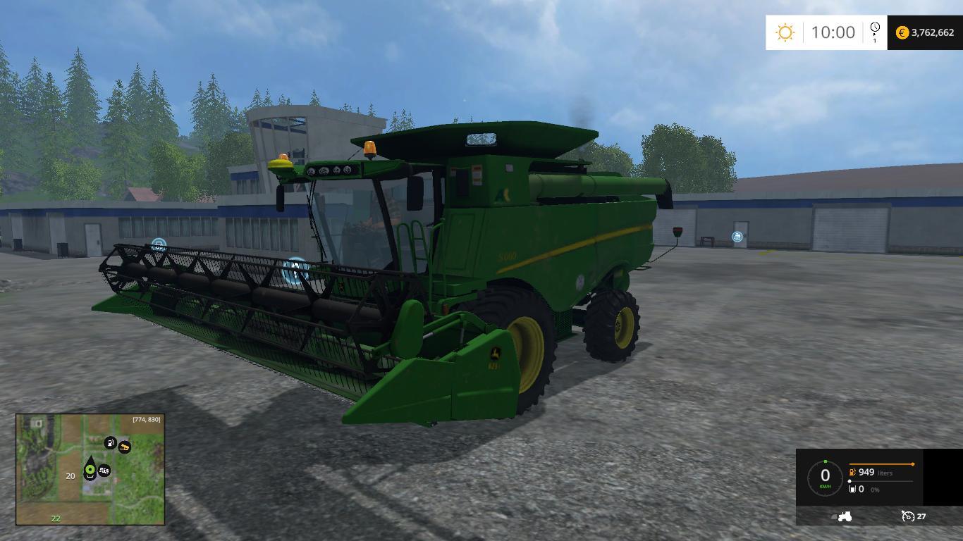 S660 Archives • Farming simulator 19, 17, 15 mods | FS19, 17