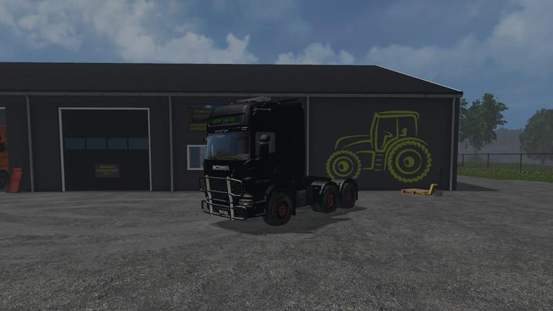 SCANIA R730 EURO FARM V1 0 • Farming simulator 19, 17, 15 mods