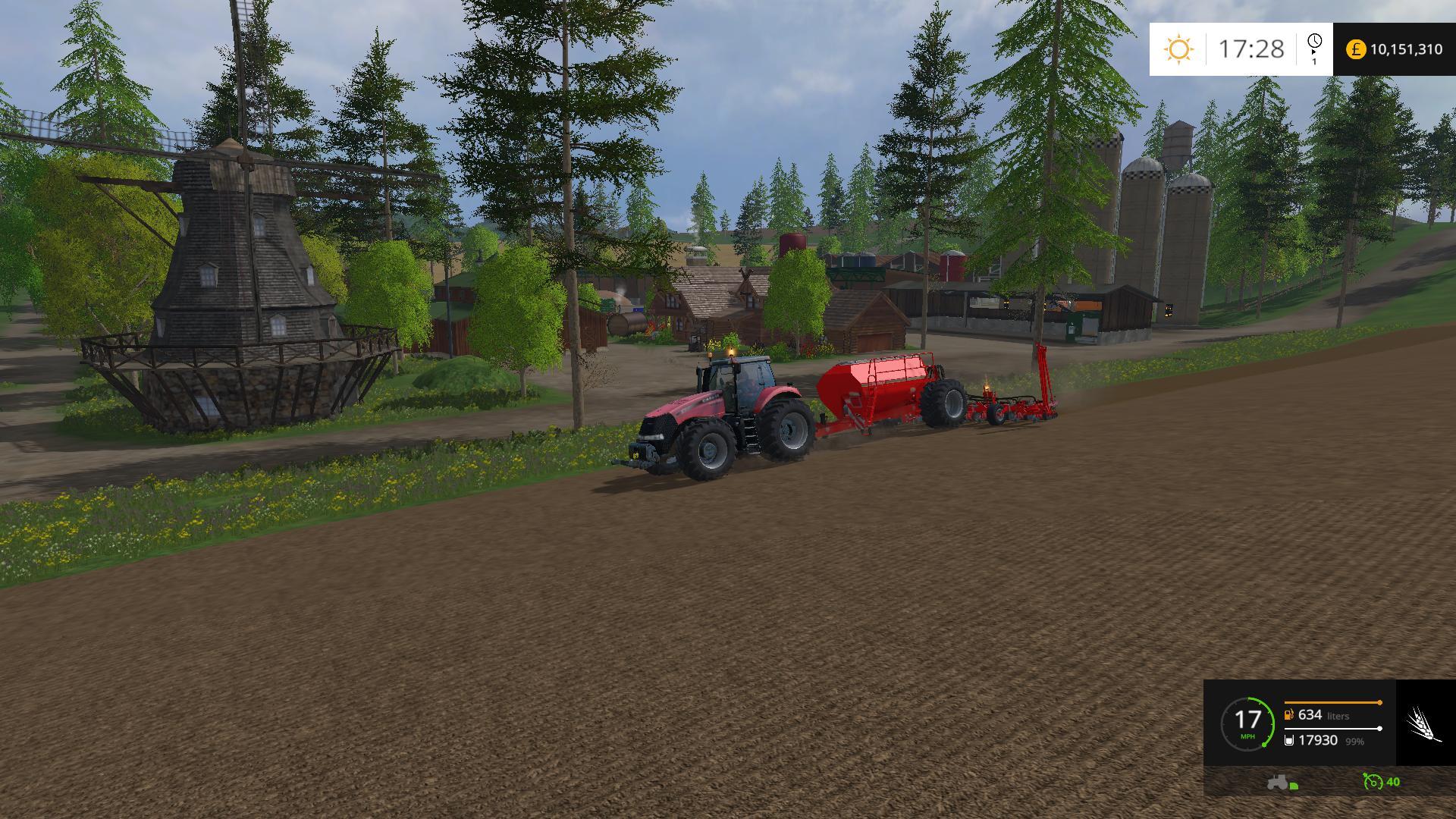 RINGWOODS V3 DUAL MAPS BY STEVIE • Farming simulator 19, 17, 15 mods on