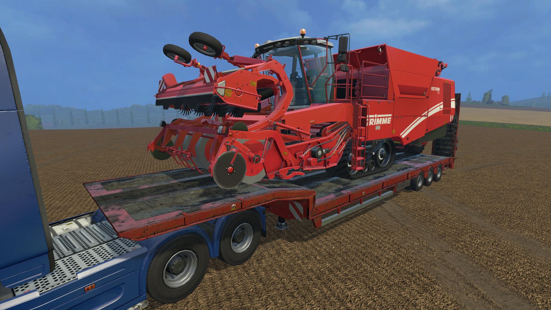 OVERWEIGHT TRAILER V1 0 • Farming simulator 19, 17, 15 mods | FS19