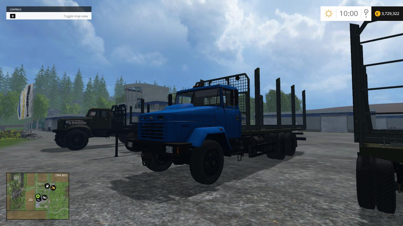 PACK FORESTRY EQUIPMENT • Farming simulator 19, 17, 15 mods