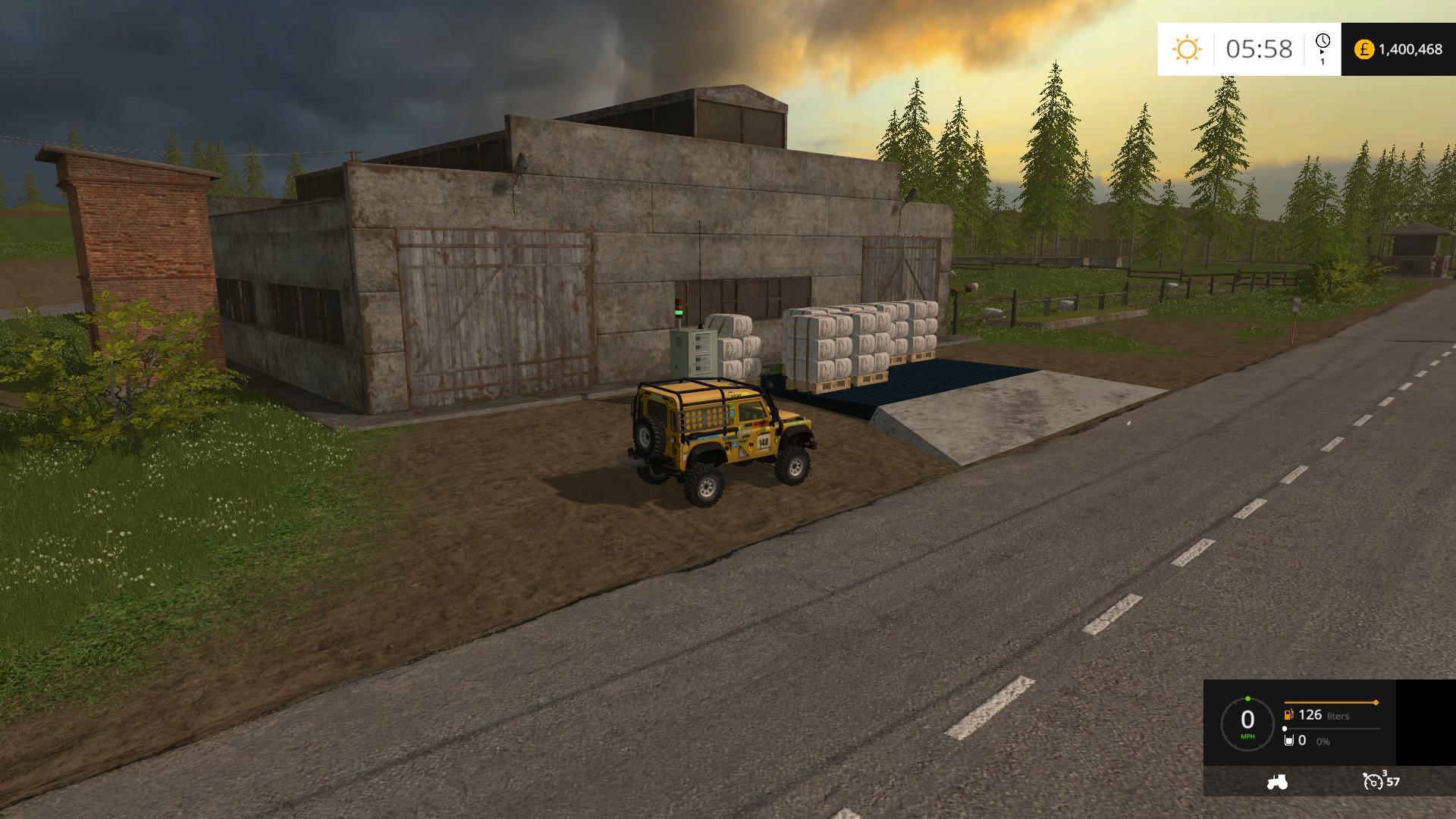 SOSNOVKA STORAGE ADDON DELUXE V2 0 • Farming simulator 19