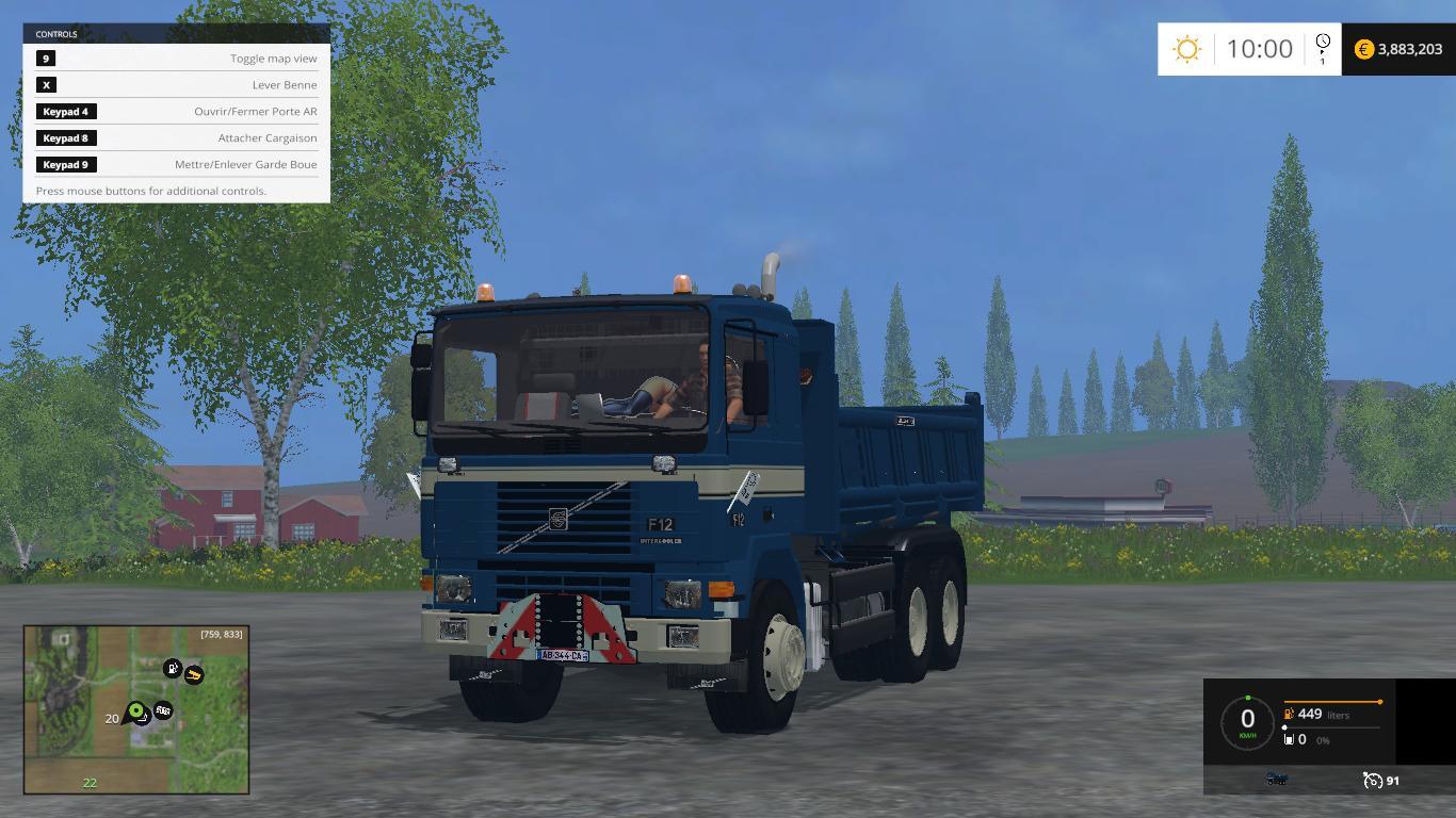 VOLVO Archives • Farming simulator 19, 17, 15 mods | FS19, 17, 15 mods