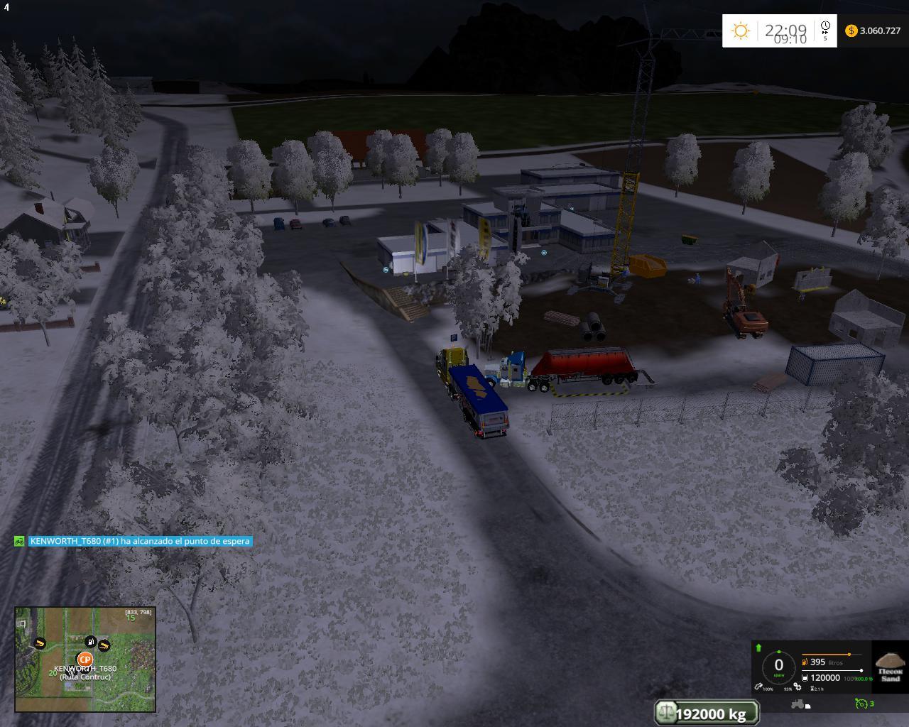 MINING CONSTRUCTION ECONOMY V2 • Farming simulator 19, 17