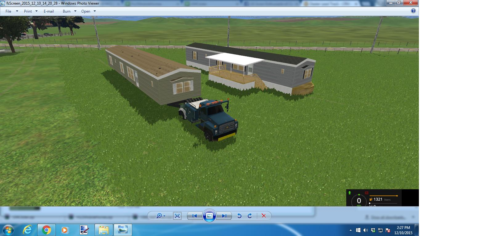 MOBILE HOME AND TOTER PACK V1 0 • Farming simulator 19, 17