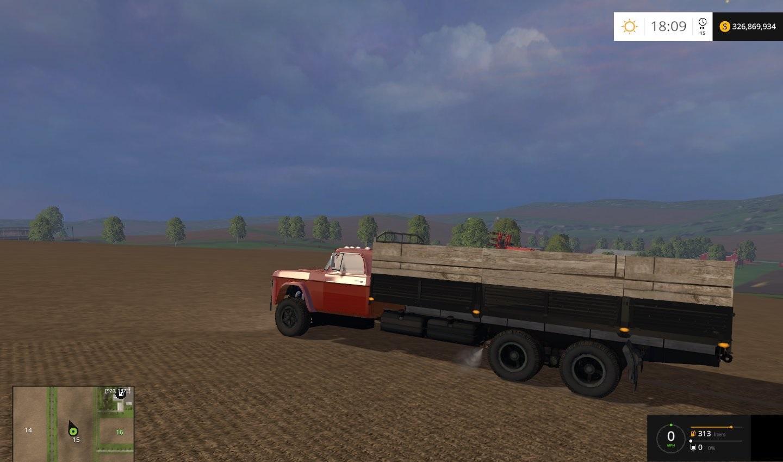 DODGE 700 TRUCK V1 0 • Farming simulator 19, 17, 15 mods