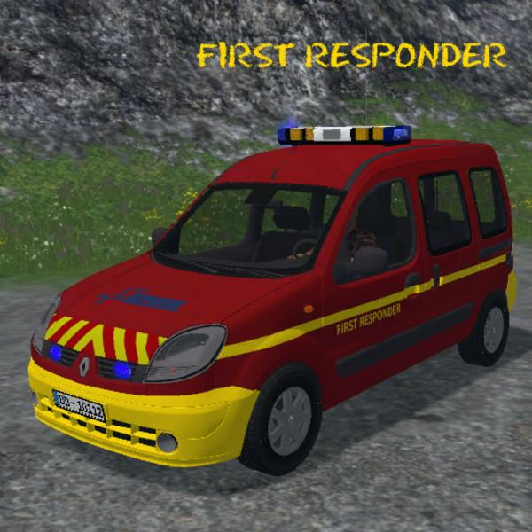 FIRST RESPONDER FIRE DEPARTMENT V1 0 • Farming simulator 19, 17, 15