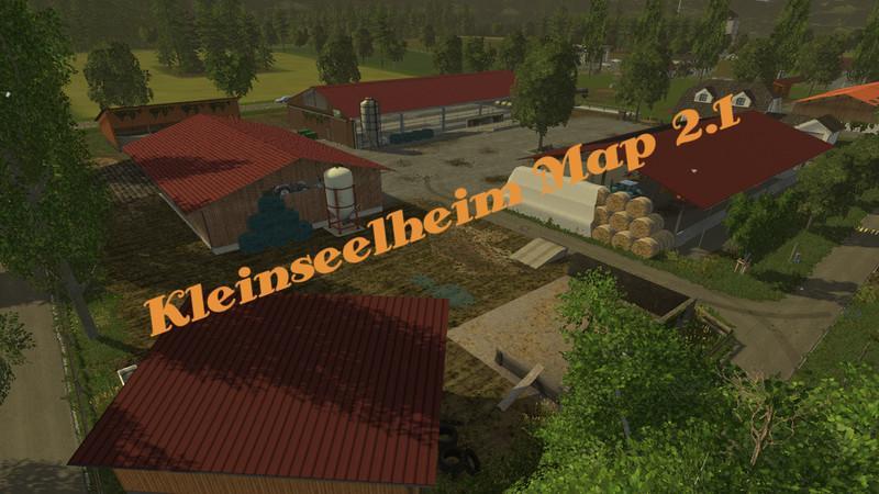 KLEINSEELHEIM V2 1 • Farming simulator 19, 17, 15 mods | FS19, 17