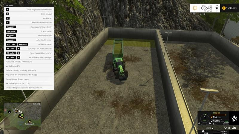 BGA SILO V1 1 • Farming simulator 19, 17, 15 mods   FS19, 17, 15 mods