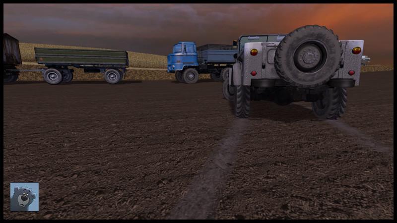 GAZ 69 V1 0 • Farming simulator 19, 17, 15 mods   FS19, 17
