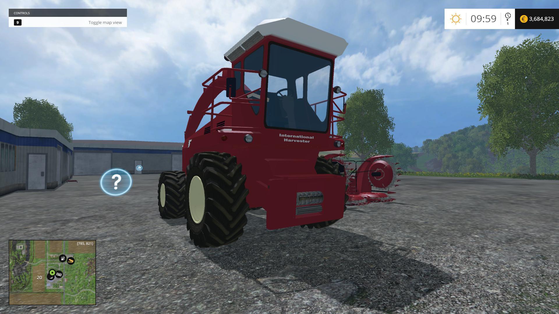 FS 15 Combines - Farming simulator 19, 17, 15 mods | FS19