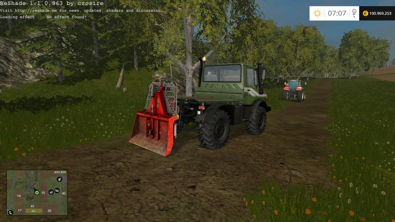 FUNCTIONAL FORESTRY WINCH - KRPAN WINCH (BETA) • Farming
