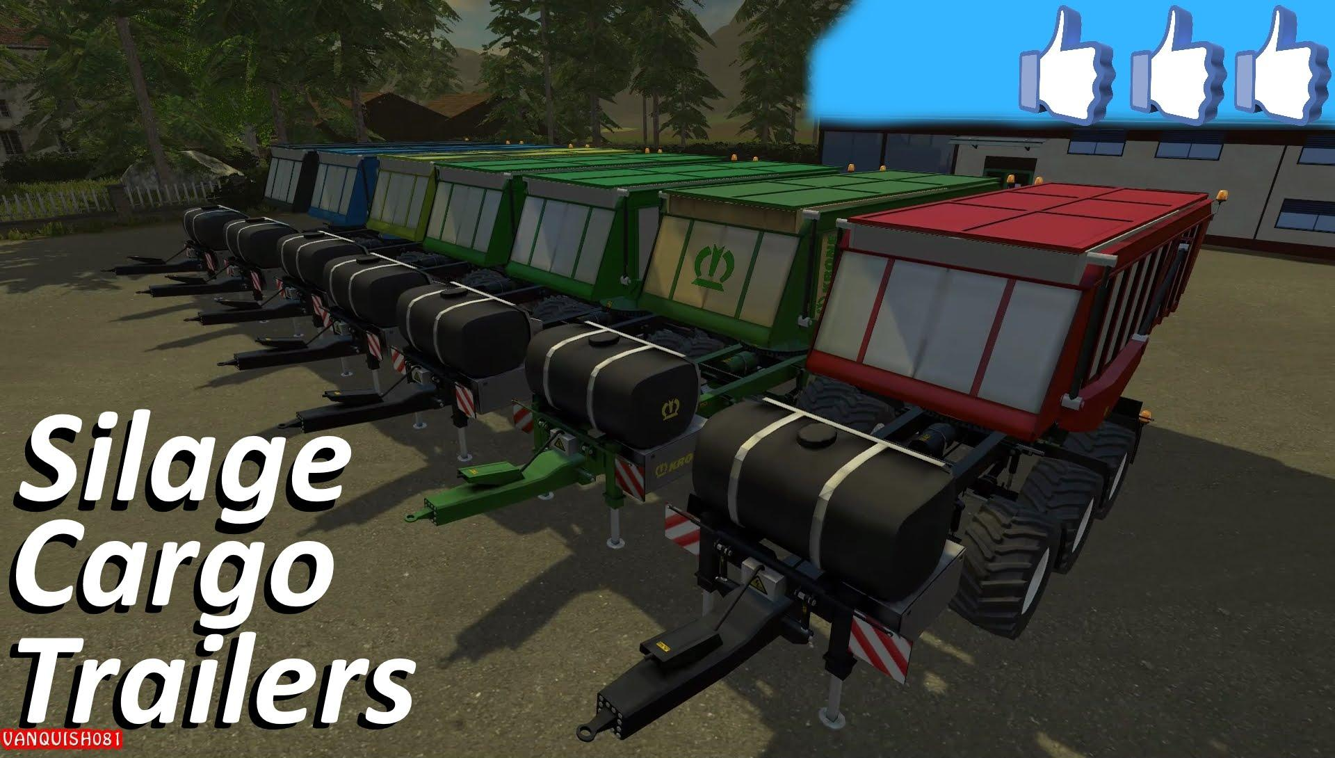 FS 15 Trailers - Farming simulator 19, 17, 15 mods | FS19