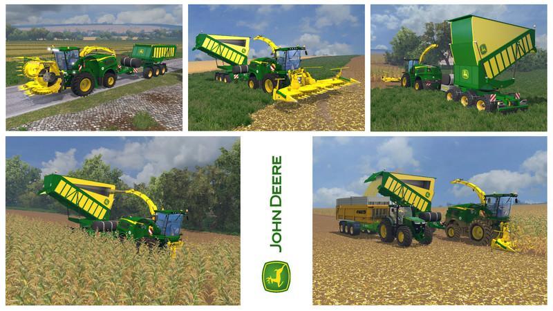 SILAGE CARGO TRAILERS V3 1 FINAL • Farming simulator 19, 17, 15 mods
