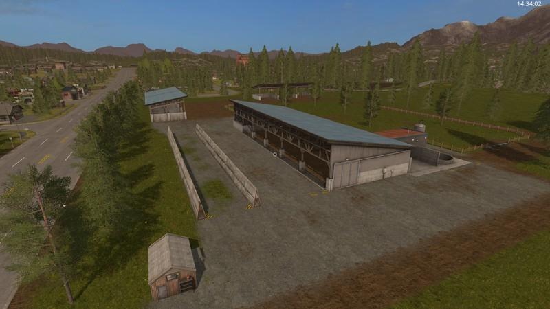 FS17 GOLDCREST VALLEY CHOPPEDSTRAW V1 0 • Farming simulator
