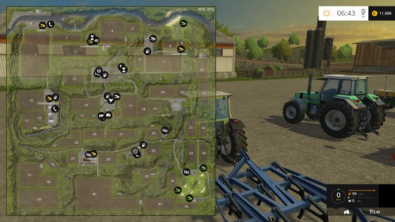 FS17 HAGENSTEDT VS HOTTE V2 1 • Farming simulator 19, 17, 15