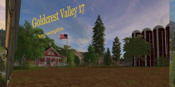 FS17 GOLDCREST VALLEY 17 BY WOPITO V1 3 1 • Farming