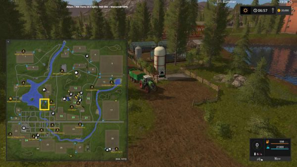 FS17 GOLDCREST VALLEY PLUS PLUS V2 5 1 • Farming simulator