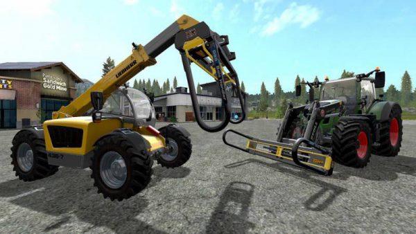FS17 TANCO D80 BALE STACKER V1 0 • Farming simulator 19, 17