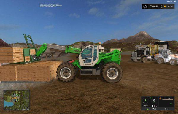 FS17 PALLET FORK V1 • Farming simulator 19, 17, 15 mods   FS19, 17