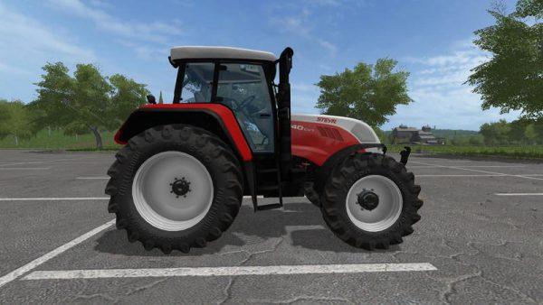 FS17 STEYR 6140 CVT 2G V1 0 • Farming simulator 19, 17, 15