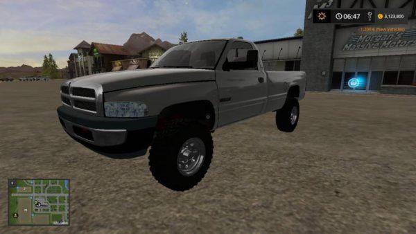 FS17 FORD F150 V1 05 • Farming simulator 19, 17, 15 mods