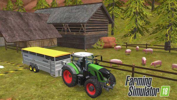 FS17 FARMING SIMULATOR 18 COMING TO VITA AND 3DS! • Farming