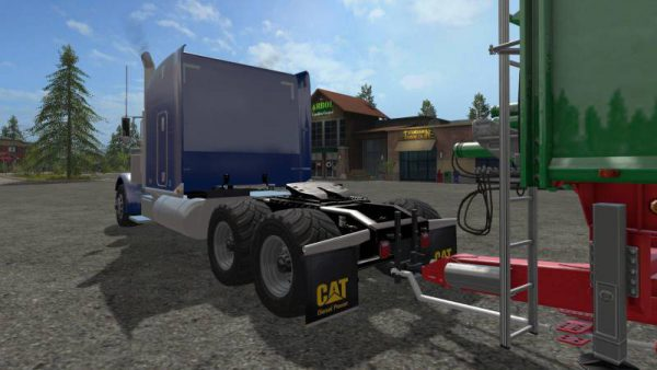 FS17 PETERBILT 388 V1 0 • Farming simulator 19, 17, 15 mods | FS19