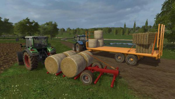 FS17 BALE TRAILERS V1 0 0 0 • Farming simulator 19, 17, 15 mods