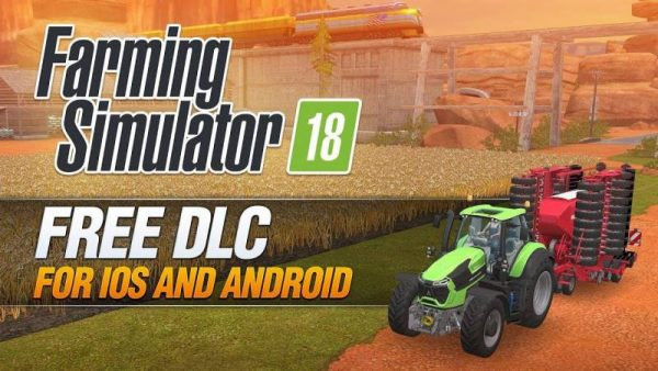 FS17 FARMING SIMULATOR 18 MOBILE + FREE DLC • Farming