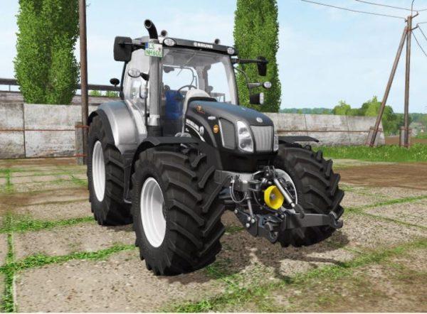 FS17 NEW HOLLAND T6 120 V1 2 • Farming simulator 19, 17, 15