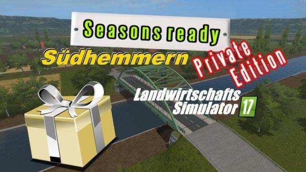 FS17 SUDHEMMERN PRIVATE EDITION V12 • Farming simulator 19