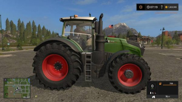 FS17 FENDT VARIO 1000 FULL EDITION V2 0 • Farming simulator 19, 17