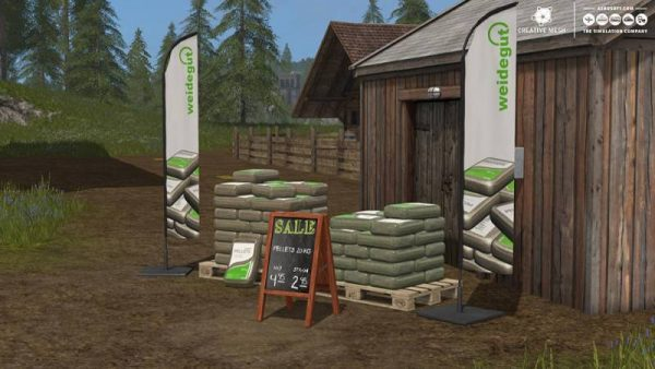 FS17 ADD-ON STRAW HARVEST V1 0 • Farming simulator 19, 17, 15 mods