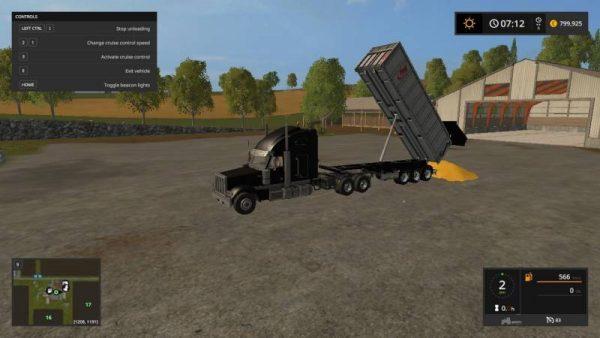 FS17 FLIEGL TMK TRAILERS PACK CONVERTED V1 0 • Farming simulator 19