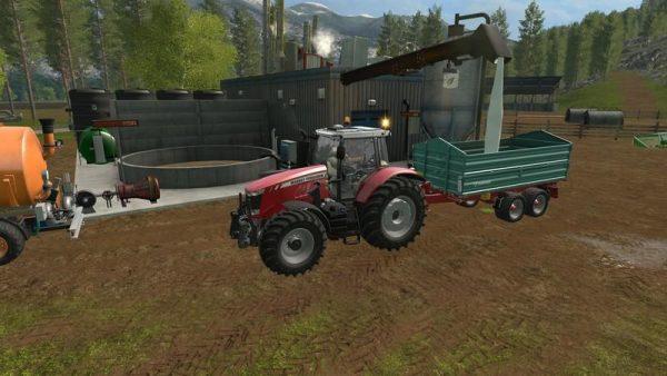 FS17 DIGESTATE PROCESSOR V1 0 • Farming simulator 19, 17, 15