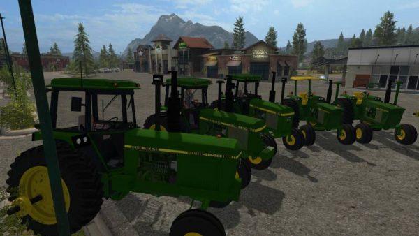 FS17 OLD IRON JOHN DEERE PACK V2 0 • Farming simulator 19, 17, 15