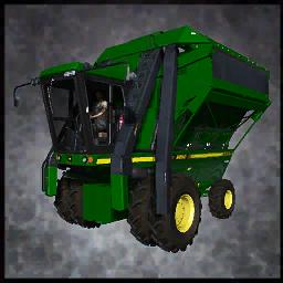 Cotton Harvester Fs19 - 0425