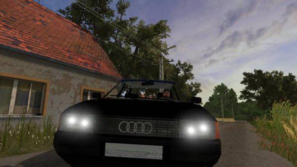 Fs17 Audi 80 B3 V1 0 Farming Simulator 19 17 15 Mods Fs19 17
