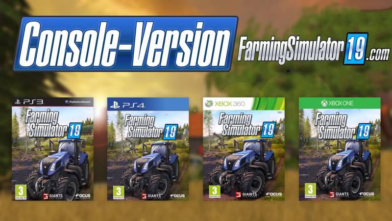 Farming Simulator 19 game on PC,PS4,Xbox • Farming simulator